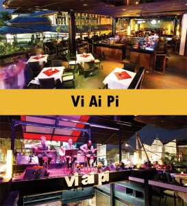 HAPPY HOURS GUIDE AT VI AI PI BAR