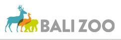 Bali Zoo Logo