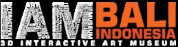 I am Bali Logo1